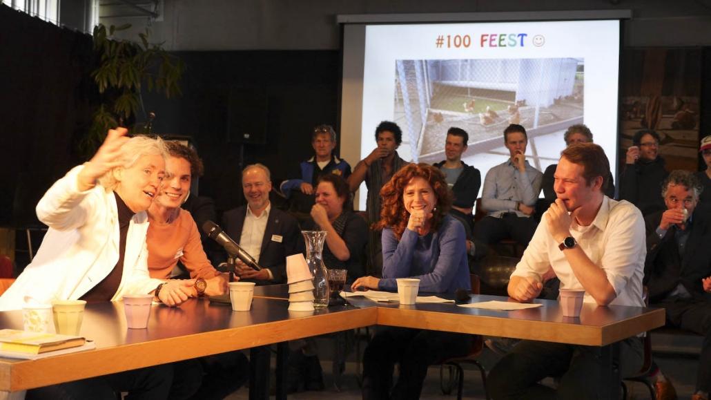 Wijze Lessen Tijdens Het 100ste Energie Ontbijt Tweede Stem